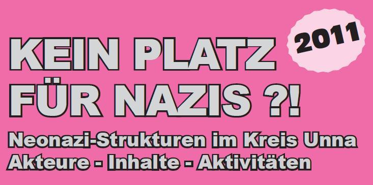 kein platz für nazis?!