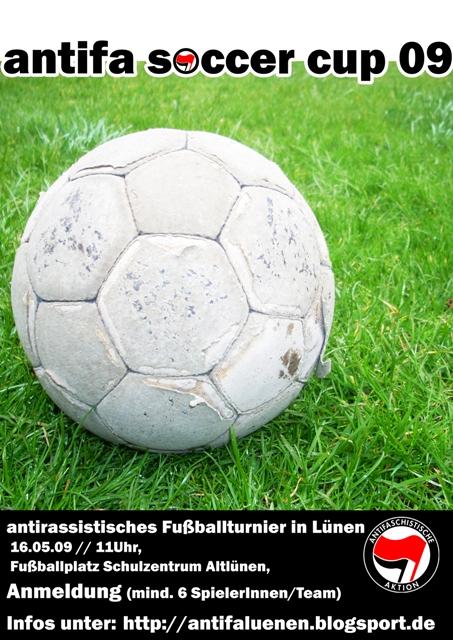 Antifa Soccer Cup Lünen